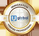 Uglobal verified professional
